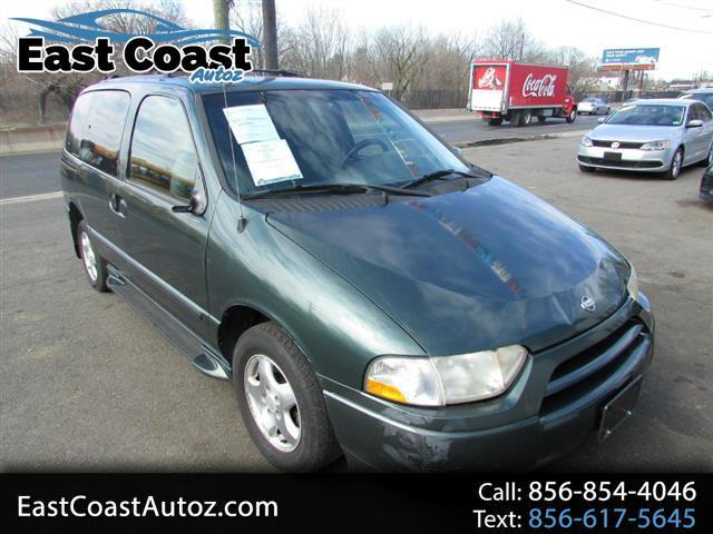 2001 Nissan Quest SE