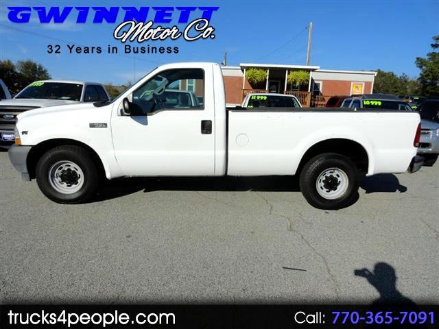 2002 Ford F-250 SD XL