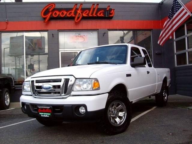 2008 Ford Ranger XLT SuperCab 4 Door 4WD