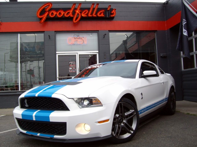 2011 Ford Shelby GT500 Coupe
