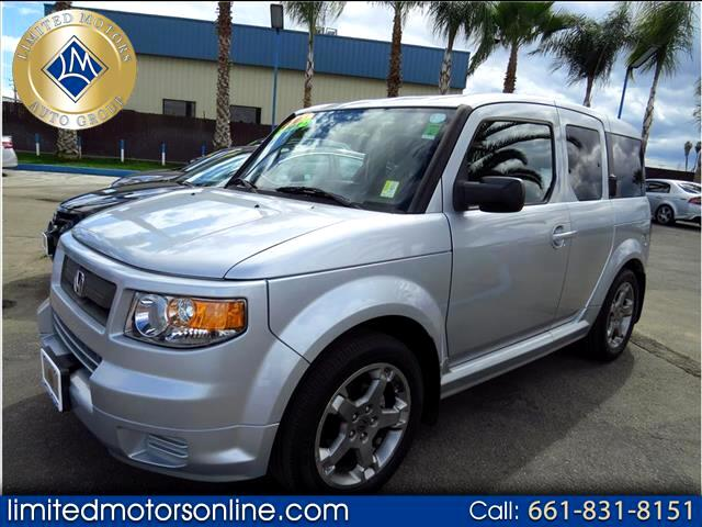 2007 Honda Element SC 2WD MT