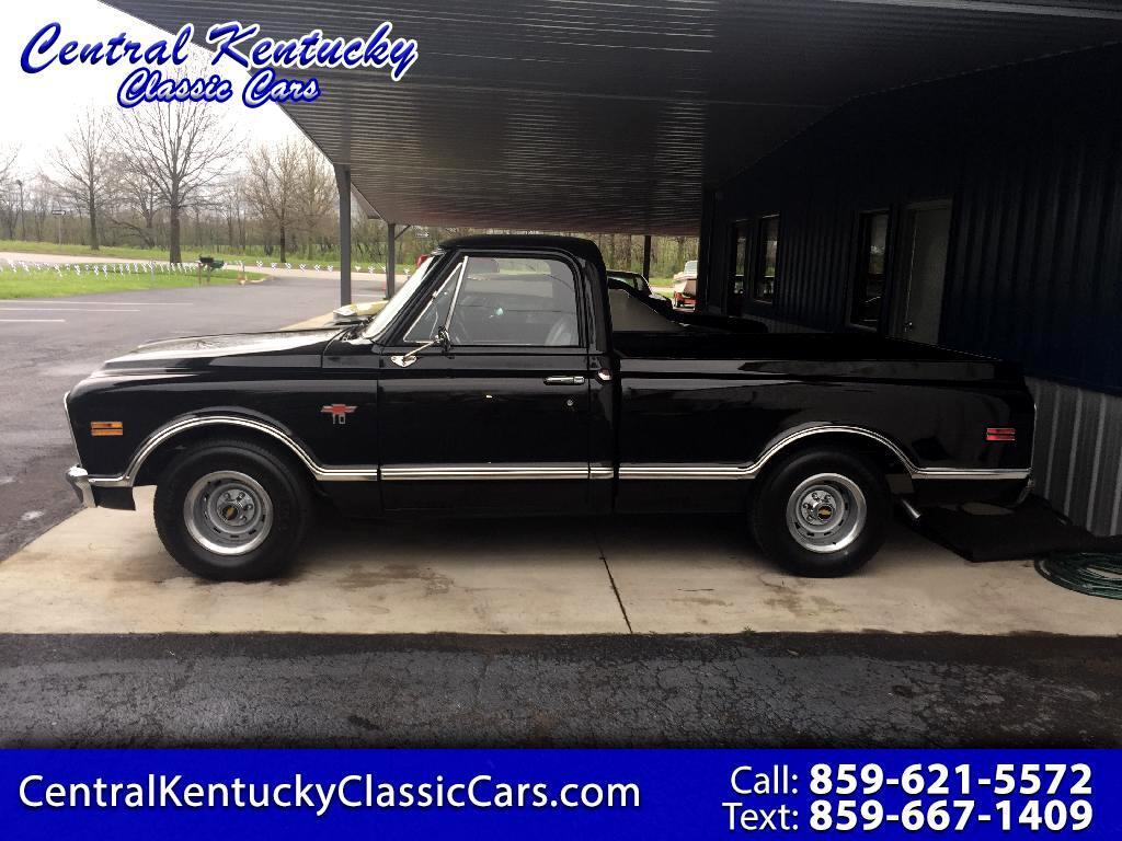 1968 Chevrolet Trucks C10 Custom