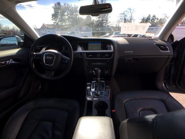 2012 Audi A5 Coupe 2.0T quattro Tiptronic
