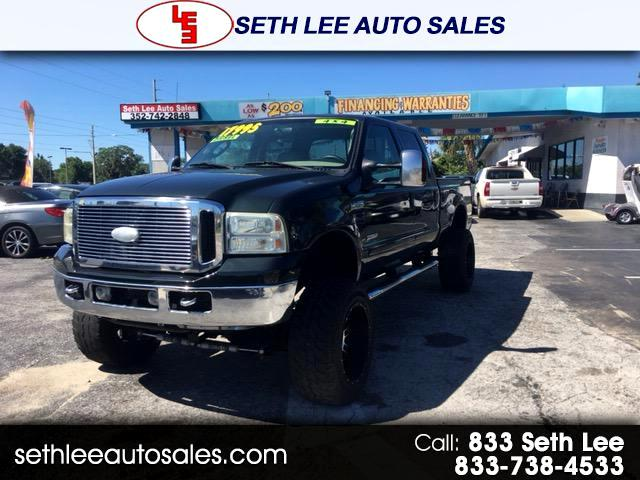2006 Ford F-250 SD Lariat SuperCab Long Bed 4WD