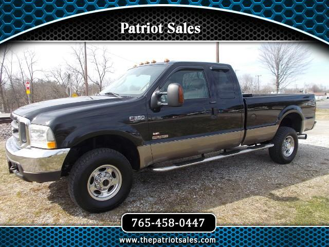 2004 Ford F-350 SD Lariat SuperCab Long Bed 4WD