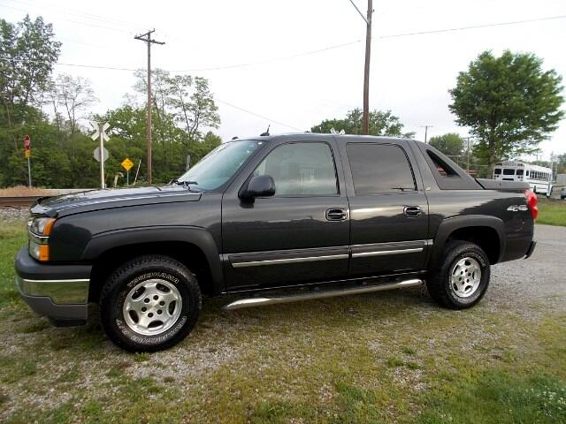 2005 Chevrolet Avalanche LT 4WD
