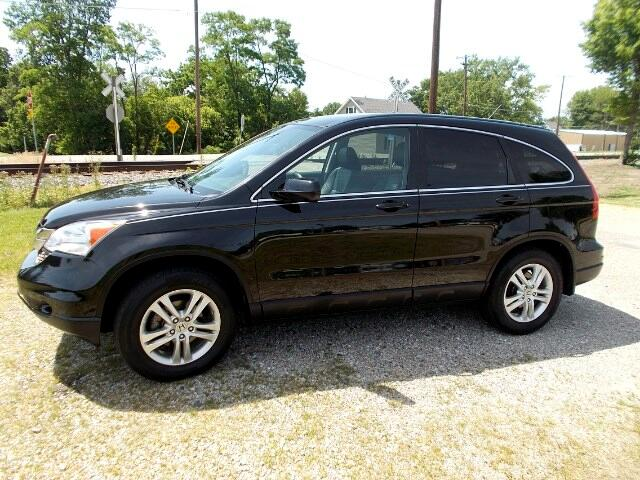 2011 Honda CR-V EX-L 4WD 5-Speed AT with Navigation