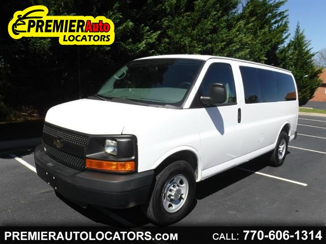 2013 Chevrolet Express LS 2500