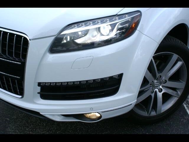 2014 Audi Q7 TDI quattro Premium