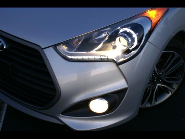 2016 Hyundai Veloster Turbo 6MT