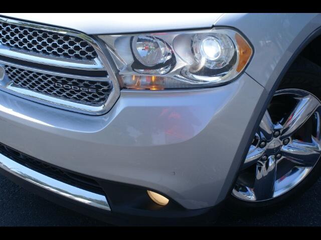 2011 Dodge Durango Citadel 2WD