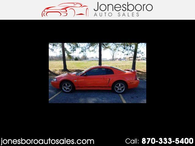 2004 Ford Mustang 2dr Cpe V6