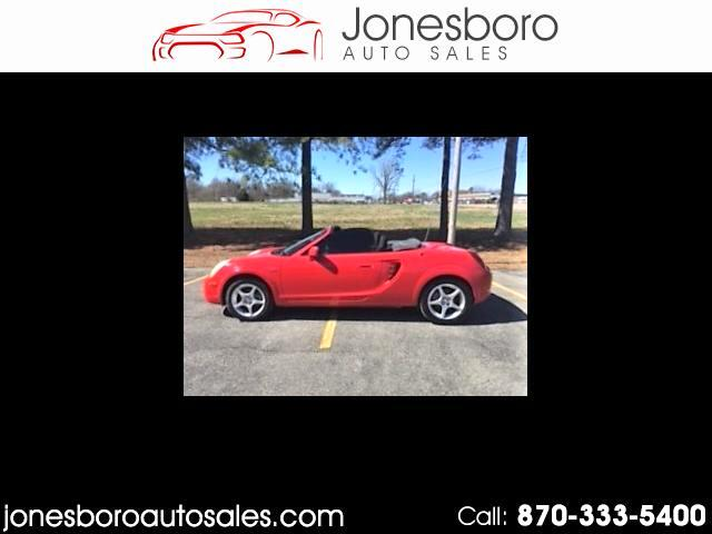 2003 Toyota MR2 Coupe