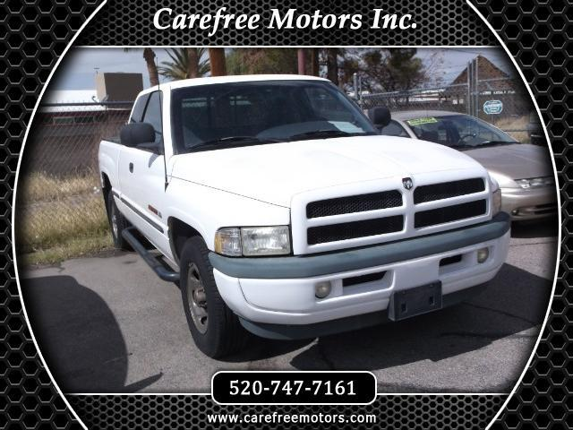 1998 Dodge Ram 1500 Club Cab 6.5-ft. Bed 2WD
