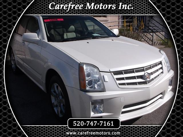 2007 Cadillac SRX AWD 4dr Luxury Collection