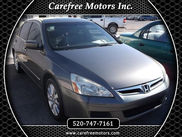 2006 Honda Accord EX-L Sedan AT