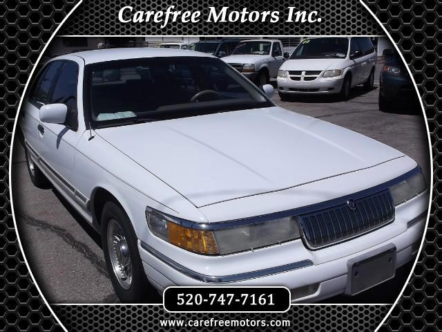 1993 Mercury Grand Marquis LS