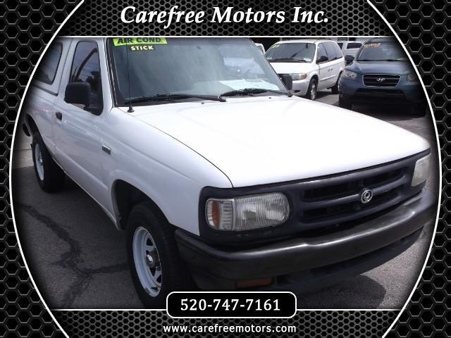 1994 Mazda B-Series B2300 Reg. Cab Short Bed 2WD