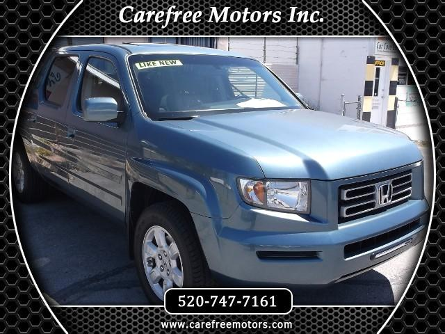 2007 Honda Ridgeline RTL w/ Leather