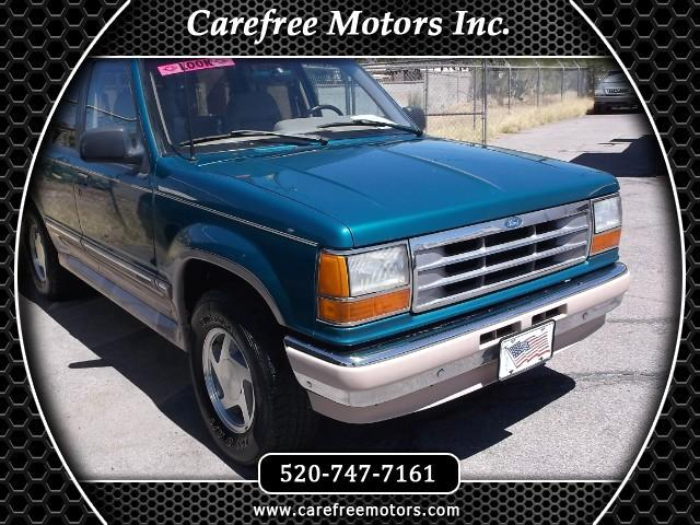 1994 Ford Explorer Eddie Bauer 4-Door 2WD