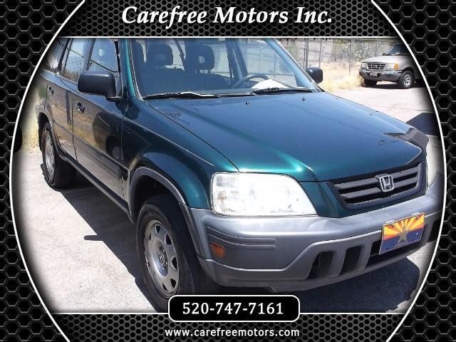 2001 Honda CR-V LX 4WD