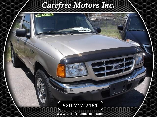 2002 Ford Ranger XLT Short Bed 2WD - 334A