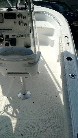 2007 Sea Fox 236 Center Console