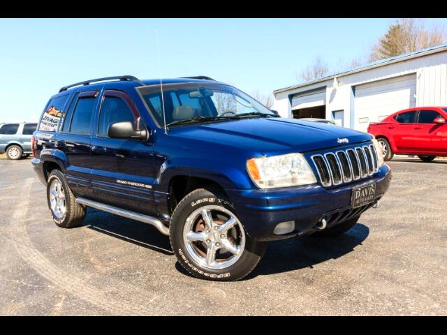 2002 Jeep Grand Cherokee Limited 4x4