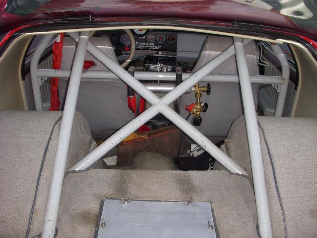 1982 Pontiac Firebird Superstock Drag Car