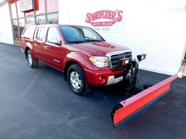 2012 Suzuki Equator RMZ Crew Cab 4WD