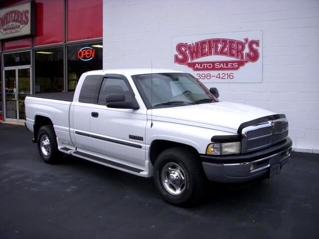 2001 Dodge Ram 2500 Quad Cab Short Bed 2WD