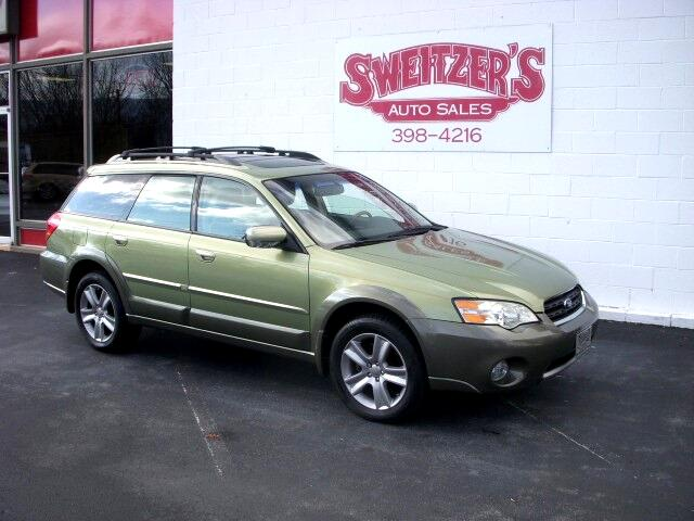 used 2006 subaru outback 3 0r l l bean edition wagon for. Black Bedroom Furniture Sets. Home Design Ideas