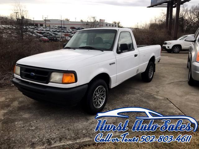 1997 Ford Ranger XL Reg. Cab Short Bed 2WD