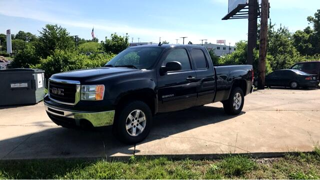 2010 GMC Sierra 1500 Ext. Cab Short Bed 4WD