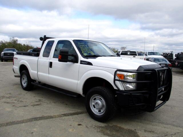 2011 Ford F-250 SD XLT SuperCab Short Bed 4WD