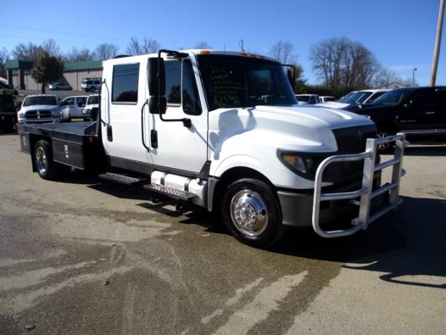 2012 International TerraStar Crew Cab 2WD