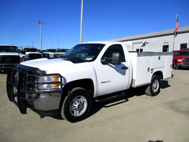 used 2013 chevrolet silverado 2500hd work truck long box 4wd for sale in frankfort ky 40601. Black Bedroom Furniture Sets. Home Design Ideas