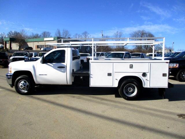 2013 Chevrolet Silverado 3500HD Work Truck Long Box 2WD