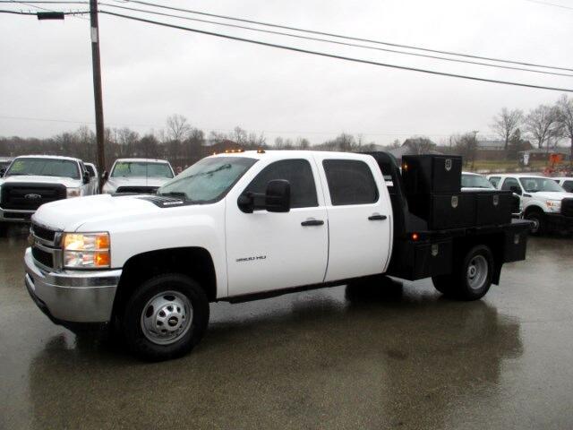 2014 Chevrolet Silverado 3500HD Work Truck Crew Cab DRW 4WD