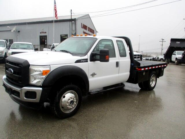 2012 Ford F-450 SD SuperCab DRW 4WD