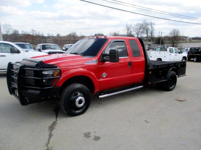 2011 Ford F-350 SD XL SuperCab Long Bed DRW 4WD