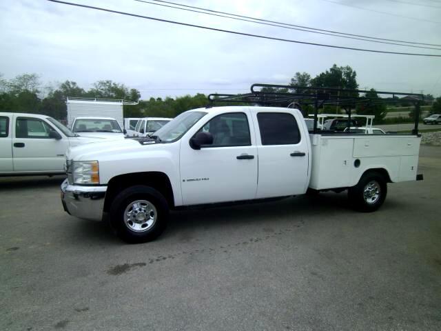 2007 Chevrolet Silverado 2500HD Work Truck Crew Cab Long Box 4WD
