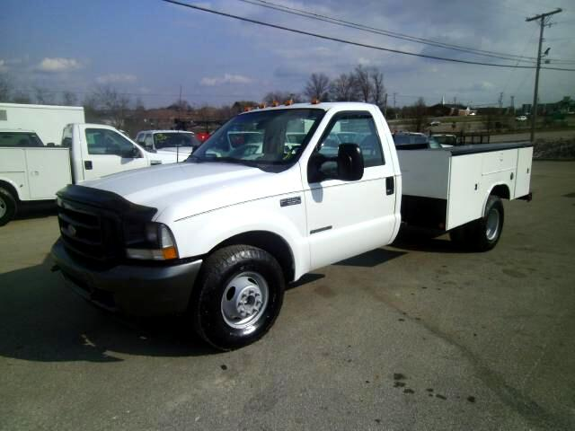 2002 Ford F-350 SD XL 2WD DRW