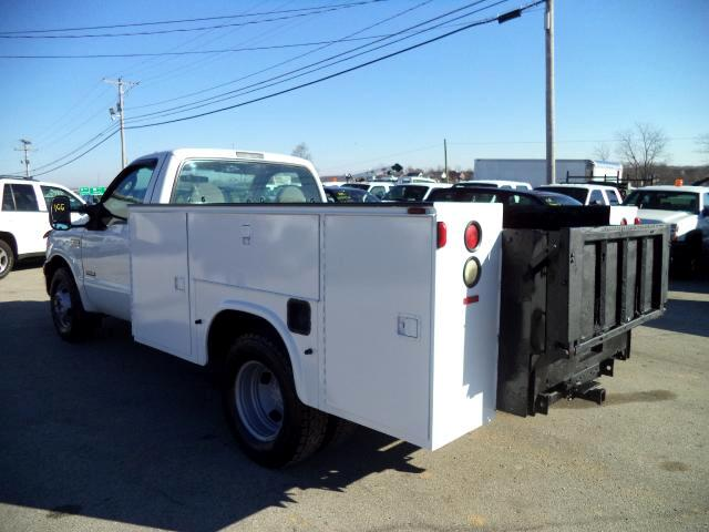 2007 Ford F-350 SD XL DRW 2WD