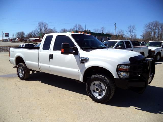 2009 Ford F-350 SD XLT SuperCab Long Bed 4WD