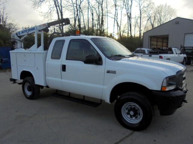 2004 Ford F-350 SD XL SuperCab 4WD