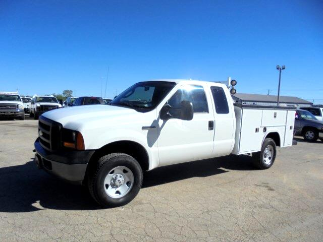 2007 Ford F-250 SD SuperCab Long Bed 4WD