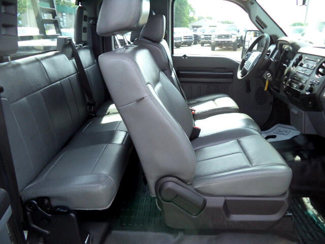 2011 Ford F-250 SD XL SuperCab Long Bed 2WD