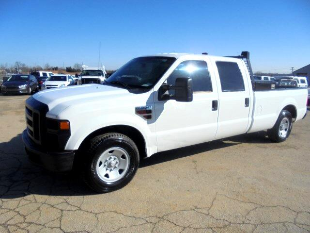 2008 Ford F-250 SD XL Crew Cab Long Bed 2WD