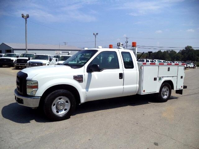 2008 Ford F-350 SD XL SuperCab 2WD